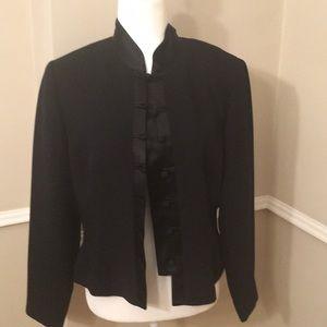 Jones New York /Petite tuxedo blazer